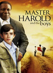 Master Harold...and the Boys Poster