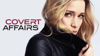 Netflix box art for Covert Affairs - Season 4