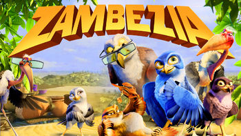 Netflix box art for Adventures in Zambezia