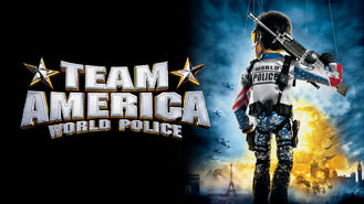 Netflix box art for Team America: World Police