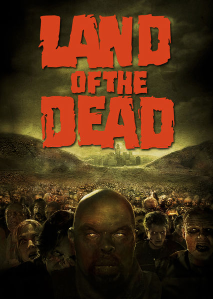 Land of the Dead Netflix DO (Dominican Republic)