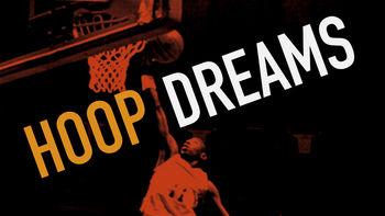 Netflix box art for Hoop Dreams