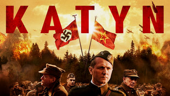 Netflix box art for Katyn