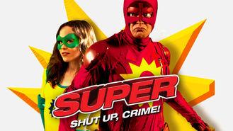 Netflix box art for Super