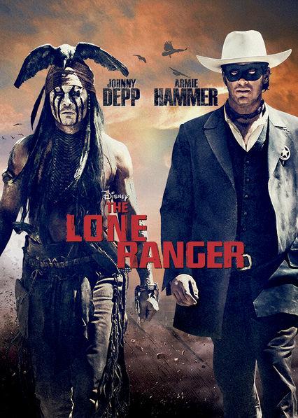 The Lone Ranger (2013) Netflix BR (Brazil)