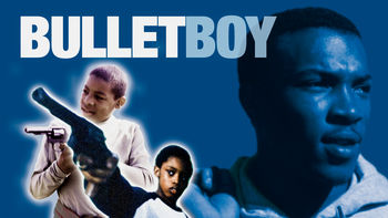 Netflix box art for Bullet Boy