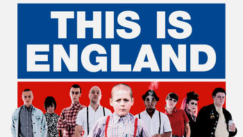 Netflix box art for This Is England