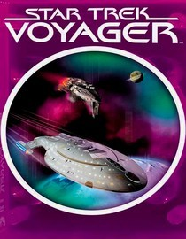 Star Trek: Voyager: Season 1: Phage