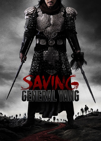 Saving General Yang Netflix BR (Brazil)