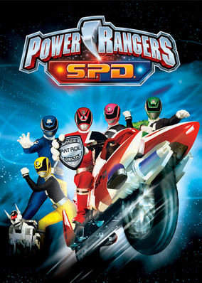 Power Rangers S.P.D. - Season 1