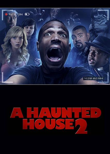 A Haunted House 2 Netflix BR (Brazil)