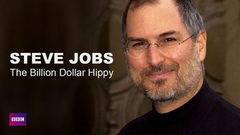 Netflix box art for Steve Jobs: Billion Dollar Hippy