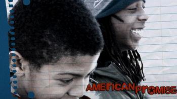 Netflix box art for American Promise