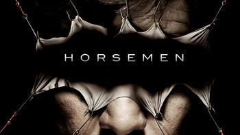 Netflix box art for The Horsemen