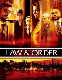 Law & Order: Season 1: The Blue Wall