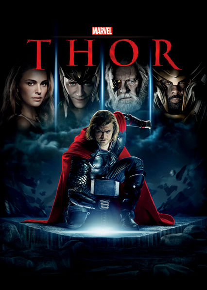 Thor Netflix ZA (South Africa)