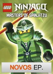 LEGO Ninjago: Masters of Spinjitzu | filmes-netflix.blogspot.com