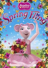 Angelina Ballerina: Spring Fling