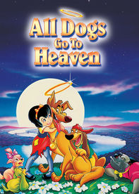 All Dogs Go to Heaven Netflix AR (Argentina)