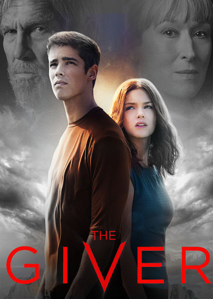 The Giver Netflix BR (Brazil)