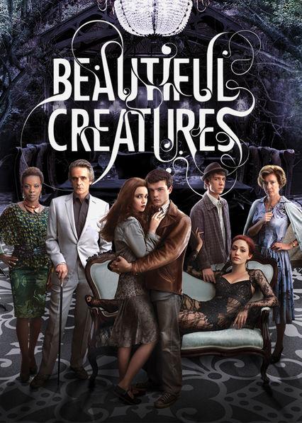 Beautiful Creatures Netflix PR (Puerto Rico)