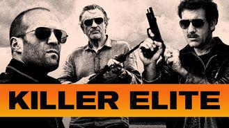 Netflix box art for Killer Elite