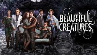 Netflix box art for Beautiful Creatures