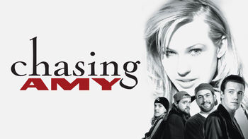 Netflix box art for Chasing Amy