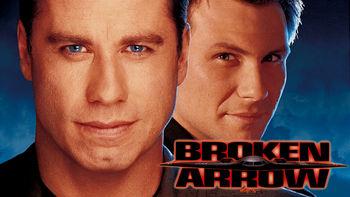 Netflix box art for Broken Arrow