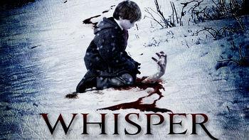 Netflix box art for Whisper