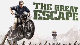 Netflix box art for The Great Escape