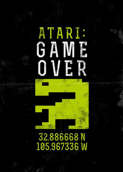 Atari: Game Over Netflix AR (Argentina)