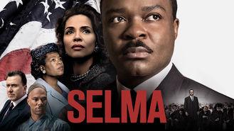 Netflix Box Art for Selma