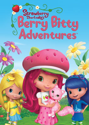 Strawberry Shortcake: Berry Bitty... - Season 4