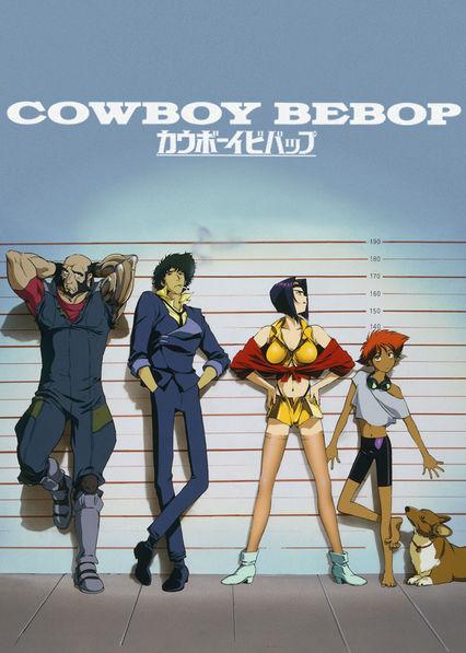 Cowboy Bebop Netflix ES (España)