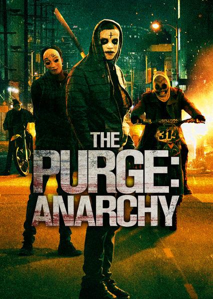The Purge: Anarchy Netflix BR (Brazil)