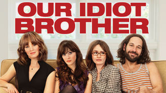 Netflix box art for Our Idiot Brother