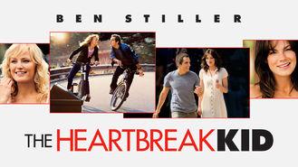 Netflix box art for The Heartbreak Kid