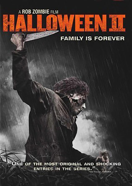 Halloween II Netflix IN (India)