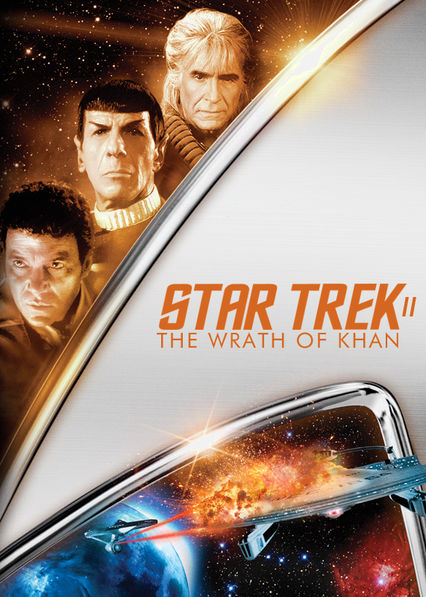 Star Trek II: The Wrath of Khan Netflix AR (Argentina)