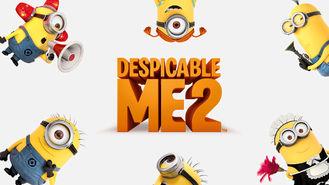 Netflix box art for Despicable Me 2
