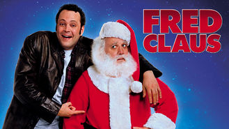 Netflix box art for Fred Claus