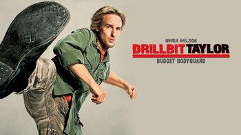 Netflix box art for Drillbit Taylor