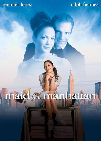 Maid in Manhattan Netflix SG (Singapore)