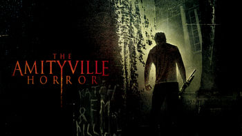 Netflix box art for The Amityville Horror
