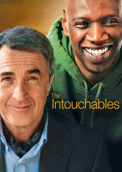 The Intouchables Netflix BR (Brazil)