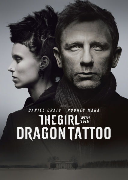 The Girl with the Dragon Tattoo Netflix BR (Brazil)