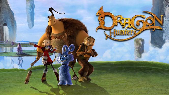 Dragon Hunters | filmes-netflix.blogspot.com