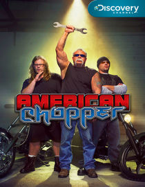 American Chopper: Season 5: McCuff Bike