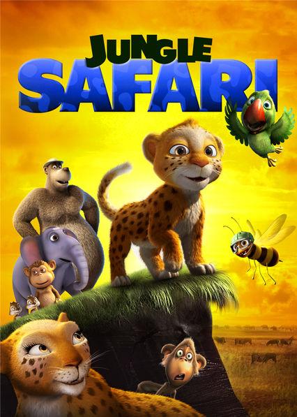 Delhi Safari Netflix KR (South Korea)